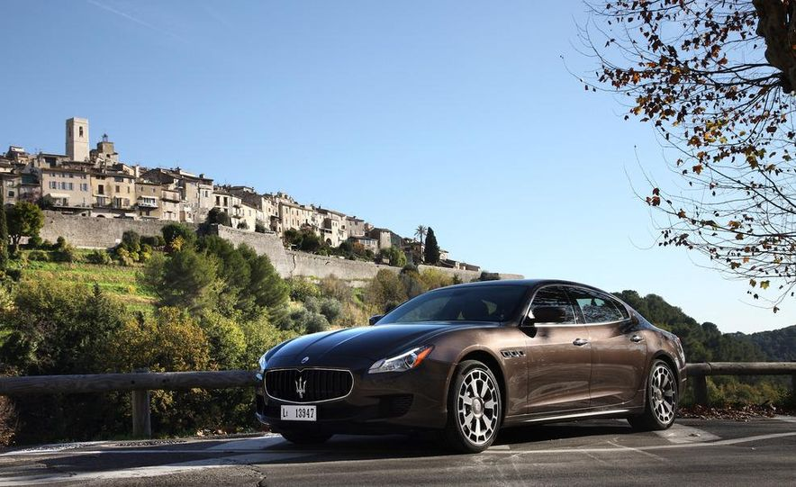 2014 Maserati Quattroporte - Slide 16