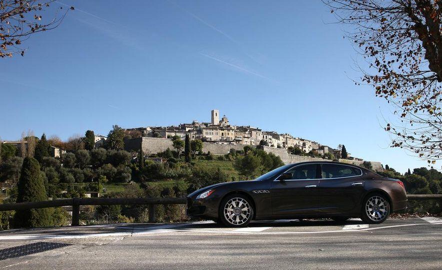 2014 Maserati Quattroporte - Slide 18