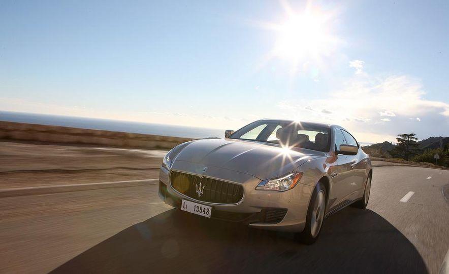 2014 Maserati Quattroporte - Slide 20