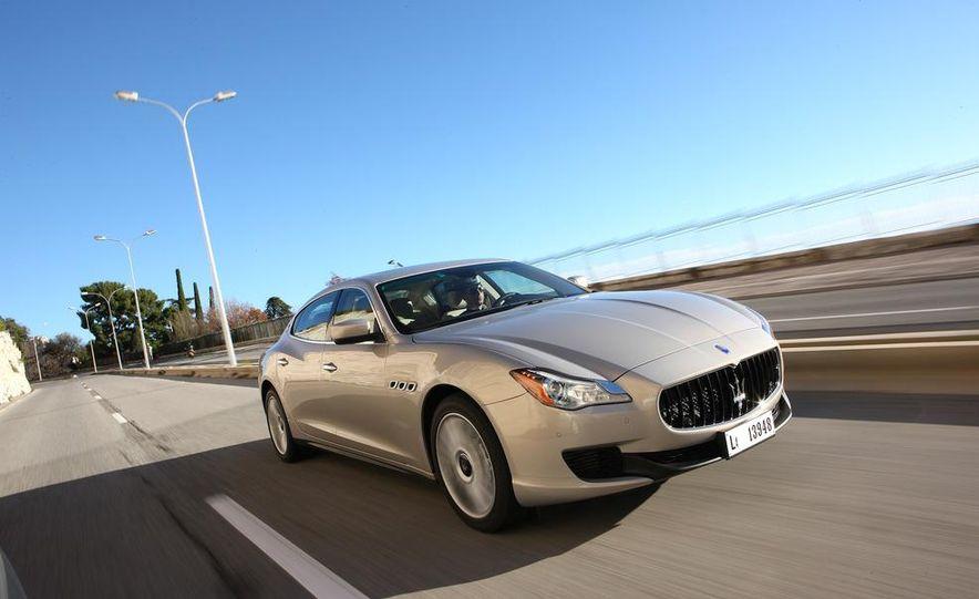 2014 Maserati Quattroporte - Slide 22
