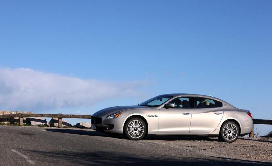 2014 Maserati Quattroporte - Slide 24