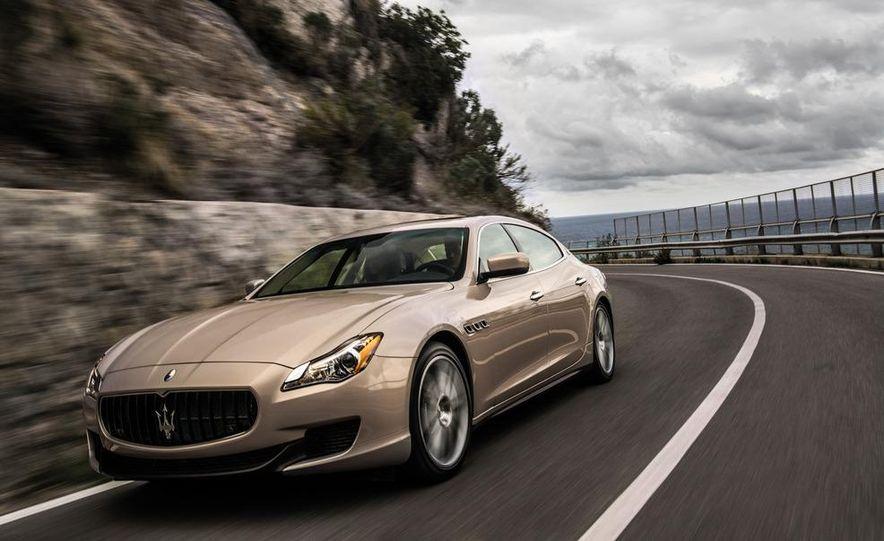 2014 Maserati Quattroporte - Slide 32