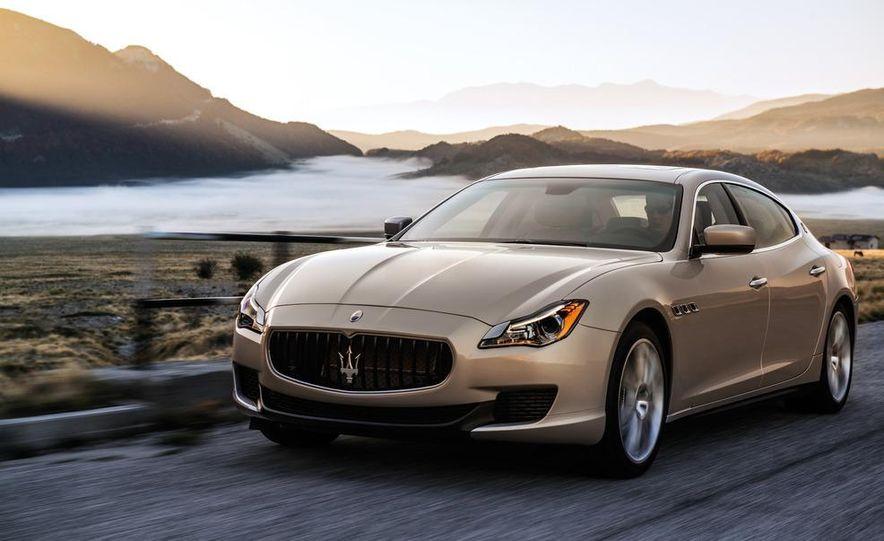 2014 Maserati Quattroporte - Slide 33