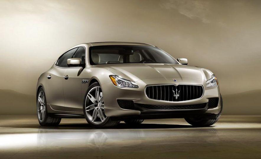 2014 Maserati Quattroporte - Slide 36