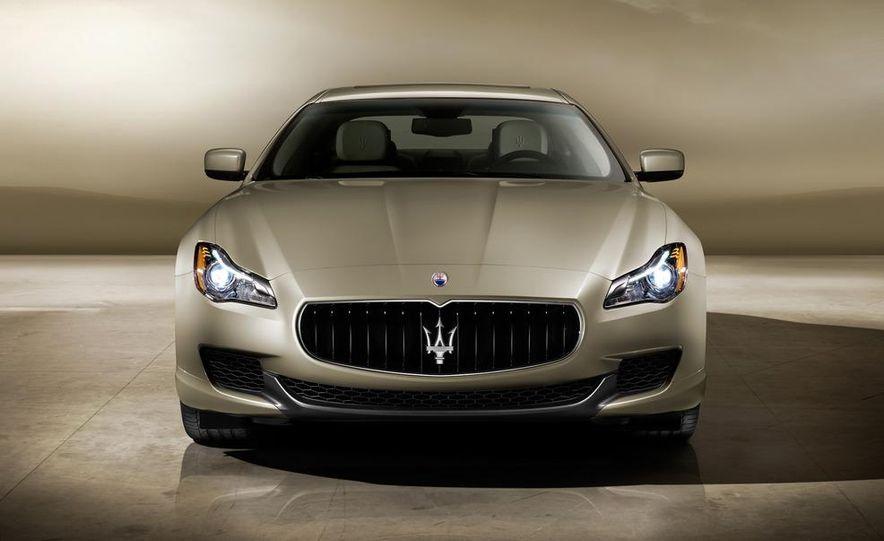2014 Maserati Quattroporte - Slide 37