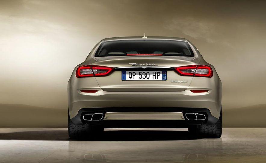 2014 Maserati Quattroporte - Slide 41