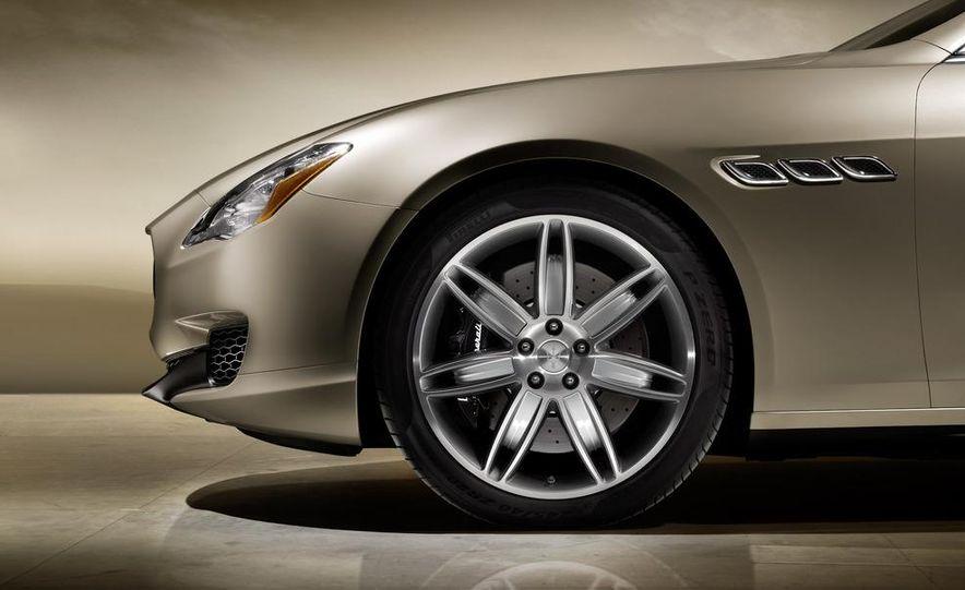 2014 Maserati Quattroporte - Slide 42
