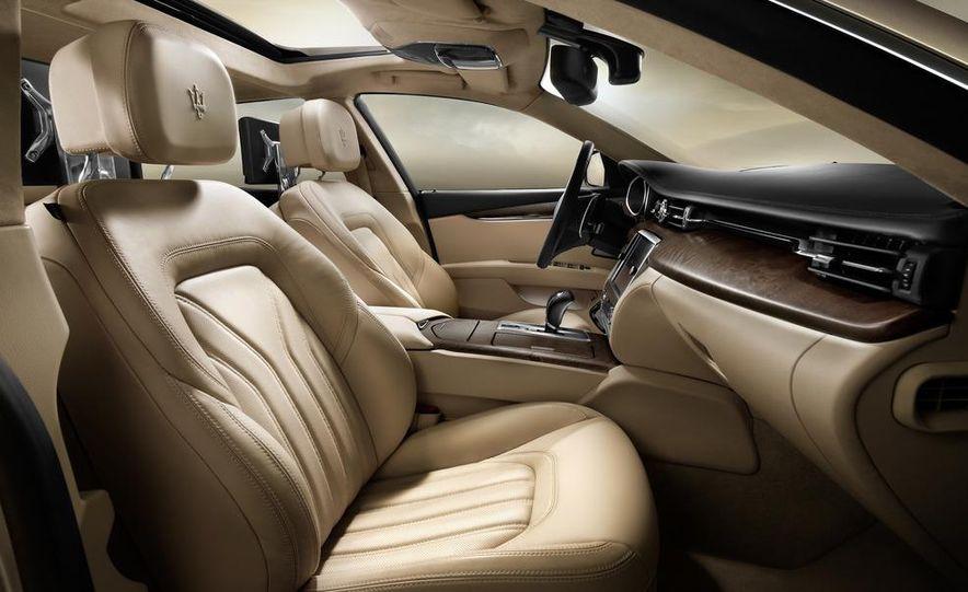 2014 Maserati Quattroporte - Slide 45
