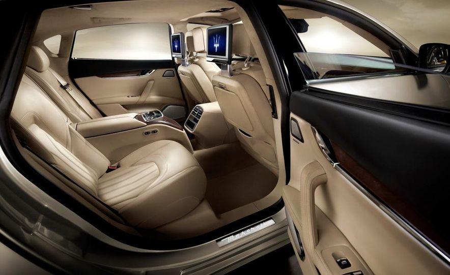 2014 Maserati Quattroporte - Slide 48