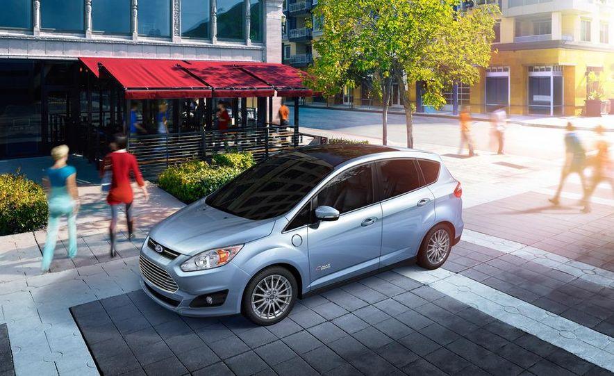 2013 Ford C-Max Energi - Slide 3