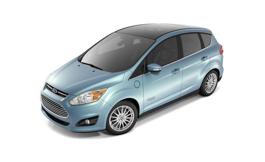 2013 Ford C-Max Energi - Slide 11
