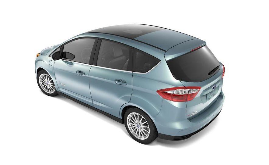 2013 Ford C-Max Energi - Slide 14