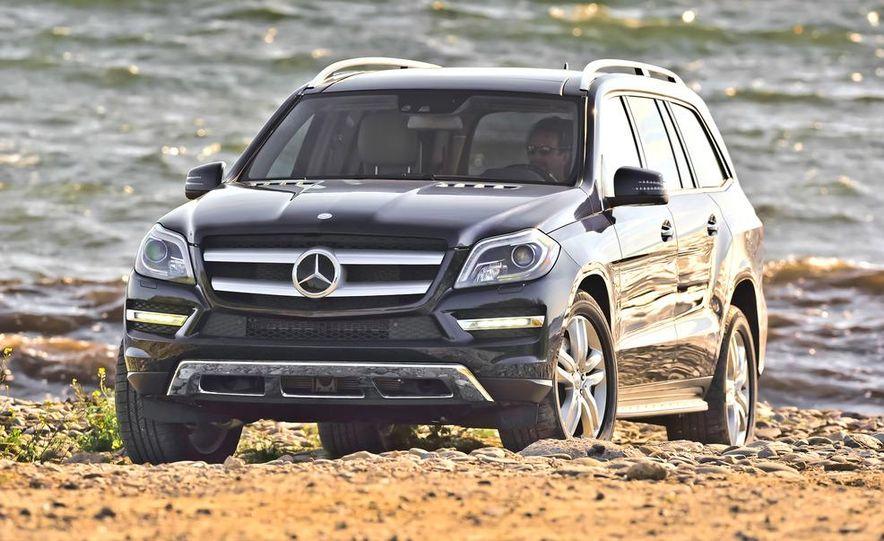 2013 Mercedes-Benz GL450 - Slide 2