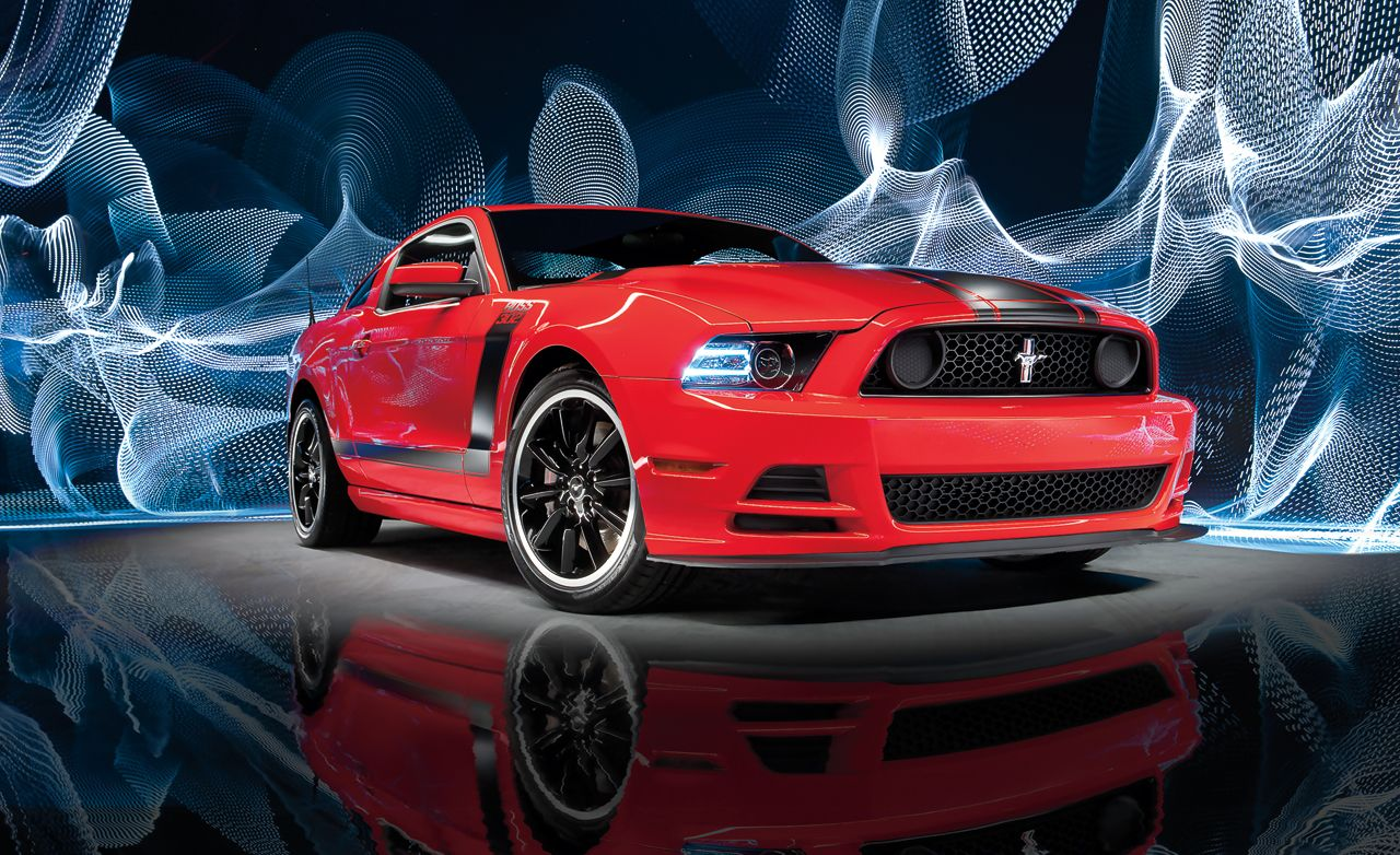 2013 Ford Mustang GT / Boss 302