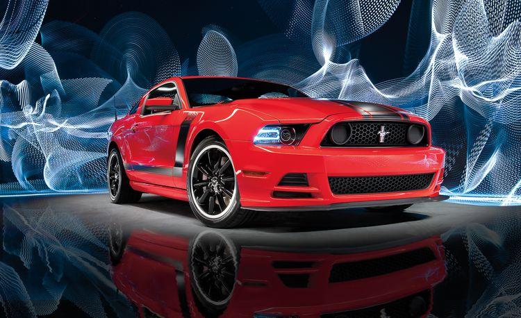 2013 Ford Mustang GT / Boss 302