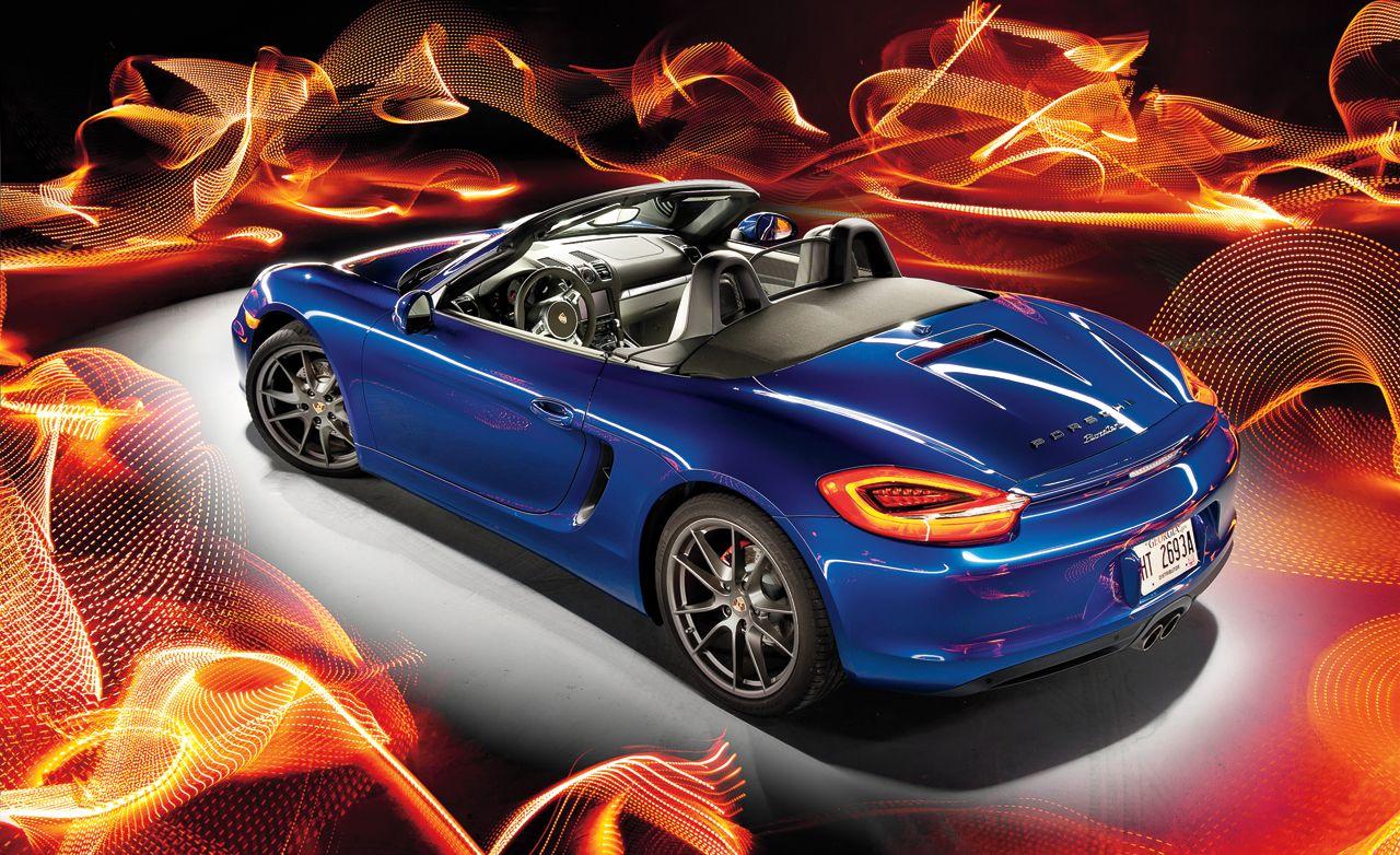 2013 Porsche Boxster / Boxster S