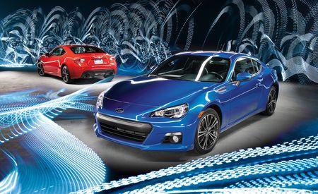2013 Scion FR-S / Subaru BRZ