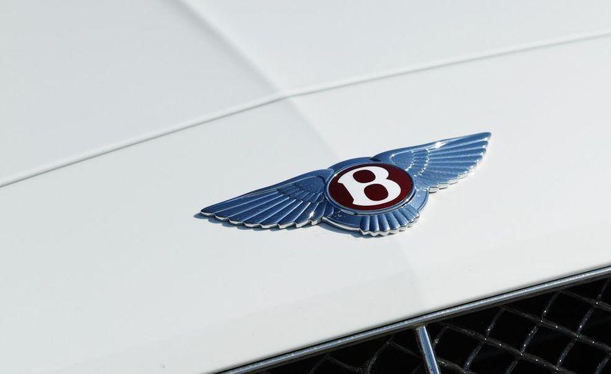 2013 Bentley Continental GTC V8 - Slide 14