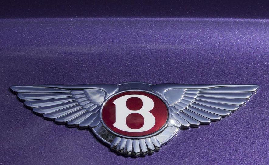 2013 Bentley Continental GTC V8 - Slide 27
