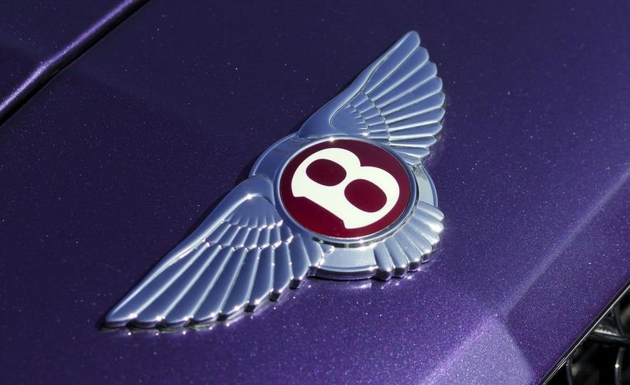 2013 Bentley Continental GTC V8 - Slide 28