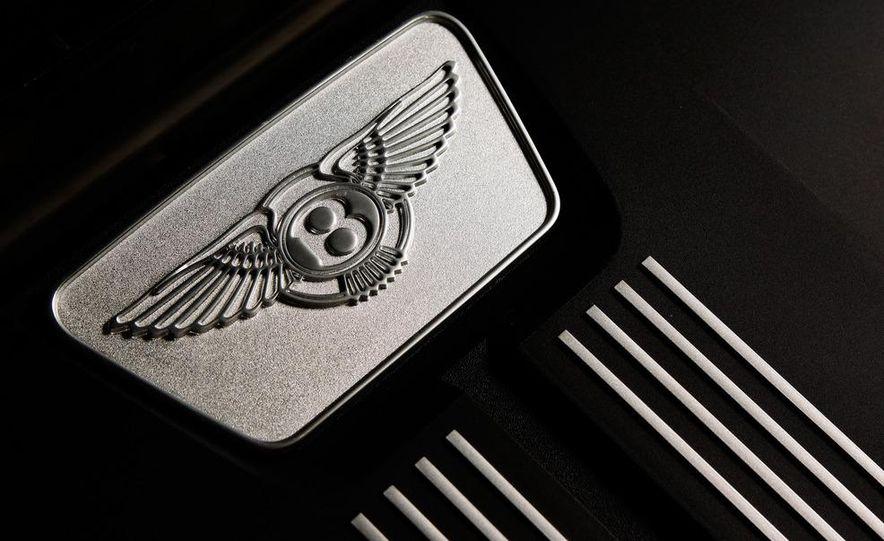 2013 Bentley Continental GTC V8 - Slide 21