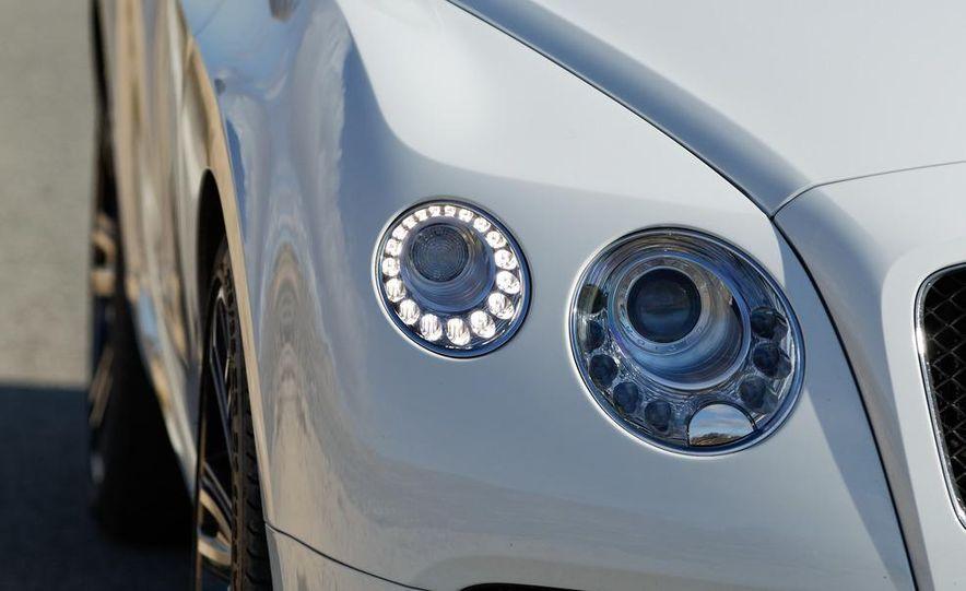 2013 Bentley Continental GTC V8 - Slide 13