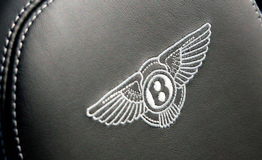 2013 Bentley Continental GTC V8 - Slide 17