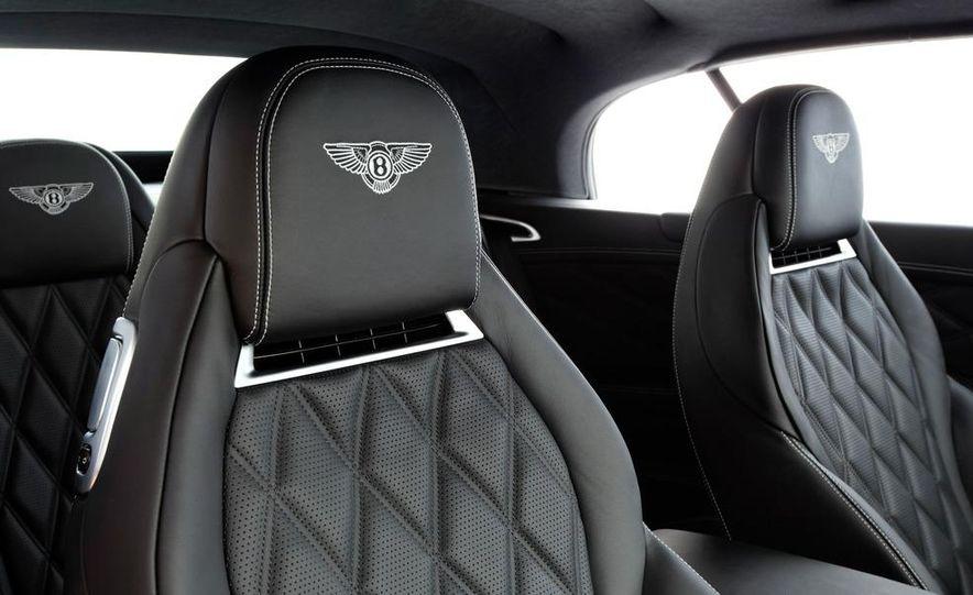 2013 Bentley Continental GTC V8 - Slide 16