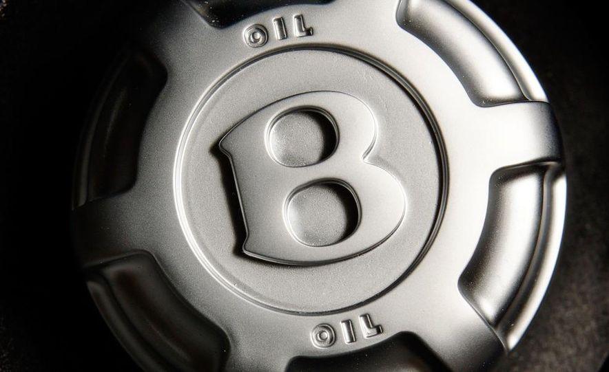 2013 Bentley Continental GTC V8 - Slide 20