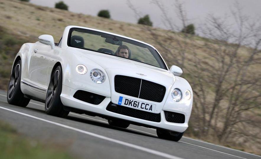 2013 Bentley Continental GTC V8 - Slide 3