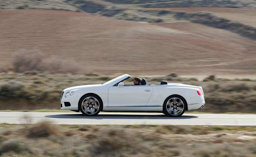2013 Bentley Continental GTC V8 - Slide 5