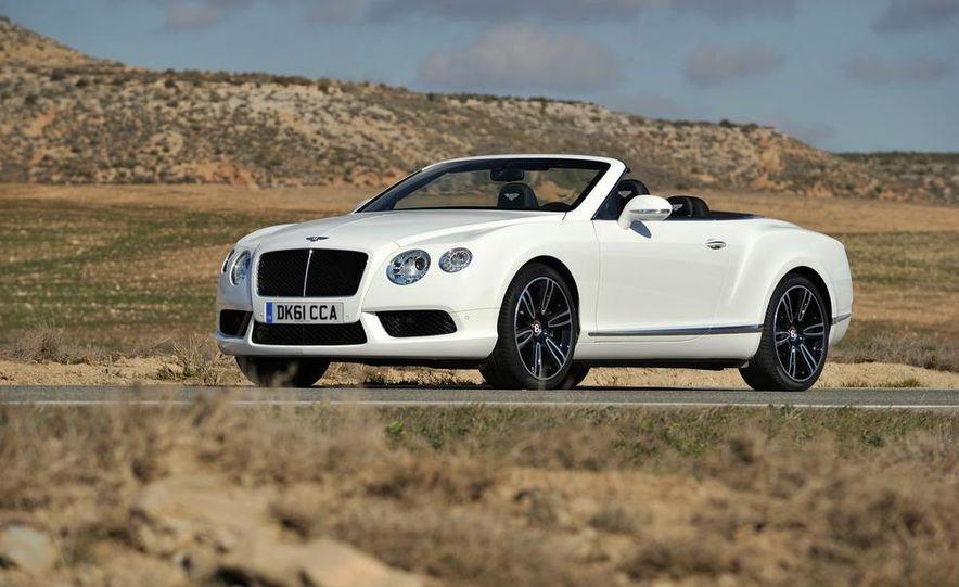 2013 Bentley Continental GTC V8 - Slide 7