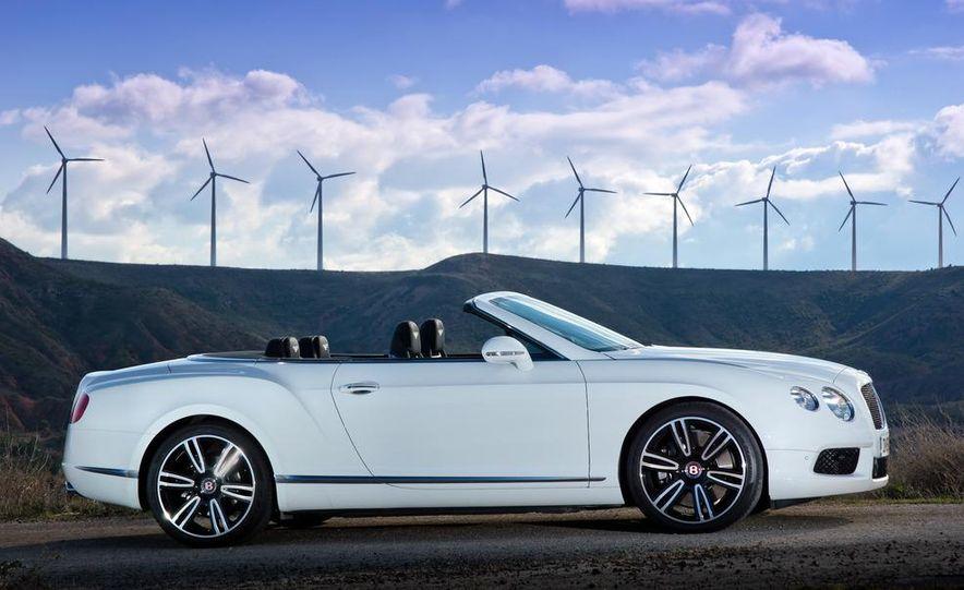 2013 Bentley Continental GTC V8 - Slide 9