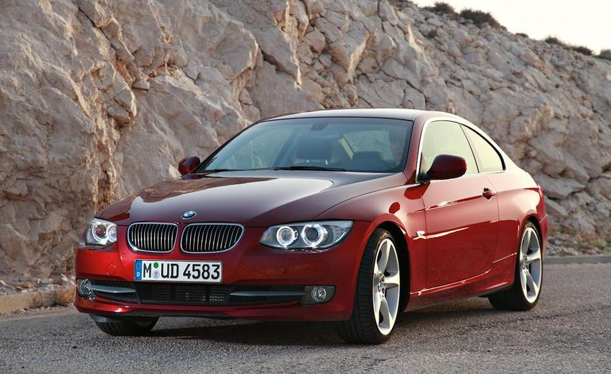 2014 BMW 4-series coupe (spy photo) - Slide 25
