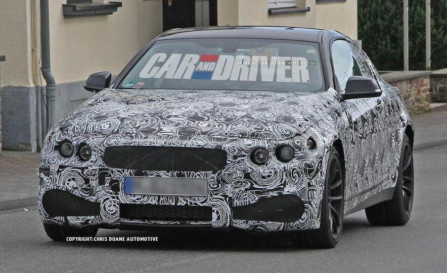 2014 BMW 4-series coupe (spy photo) - Slide 16