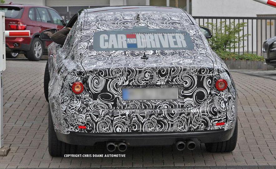 2014 BMW 4-series coupe (spy photo) - Slide 21