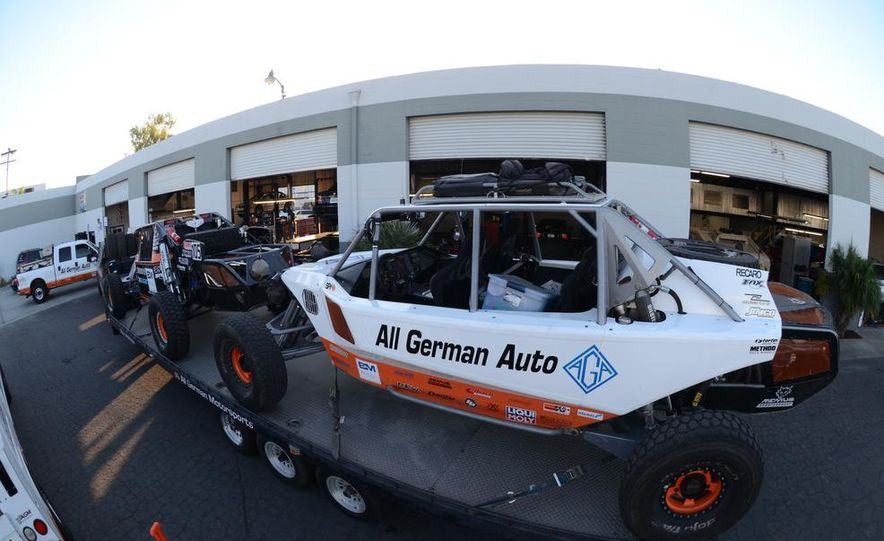 Baja Blitzkrieg: Taking the Reins of a BMW X6 Trophy Truck in Mexico - Slide 6