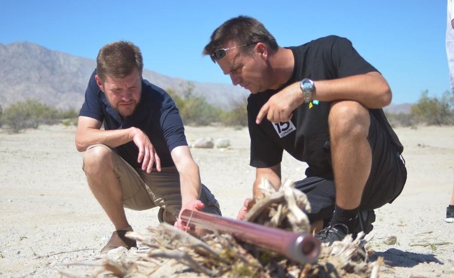 Baja Blitzkrieg: Taking the Reins of a BMW X6 Trophy Truck in Mexico - Slide 24