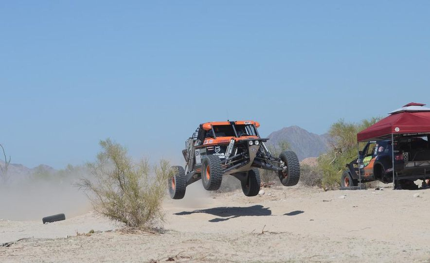 Baja Blitzkrieg: Taking the Reins of a BMW X6 Trophy Truck in Mexico - Slide 29