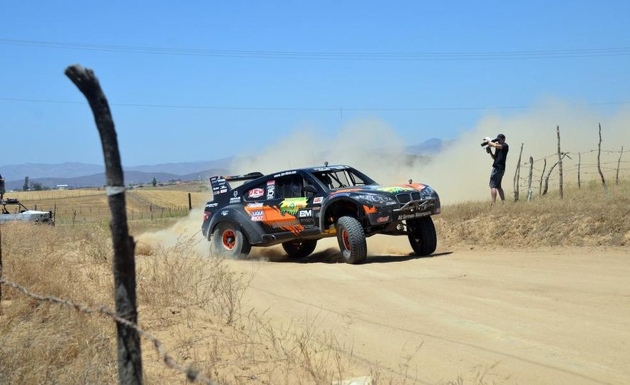 Baja Blitzkrieg: Taking the Reins of a BMW X6 Trophy Truck in Mexico - Slide 3