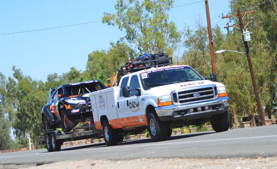 Baja Blitzkrieg: Taking the Reins of a BMW X6 Trophy Truck in Mexico - Slide 10