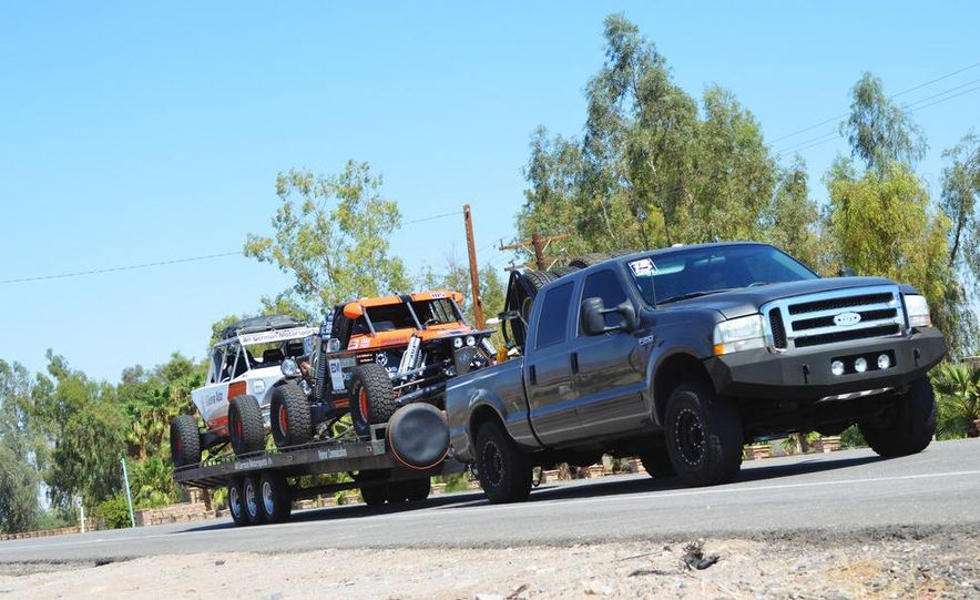 Baja Blitzkrieg: Taking the Reins of a BMW X6 Trophy Truck in Mexico - Slide 11