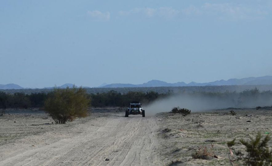 Baja Blitzkrieg: Taking the Reins of a BMW X6 Trophy Truck in Mexico - Slide 19