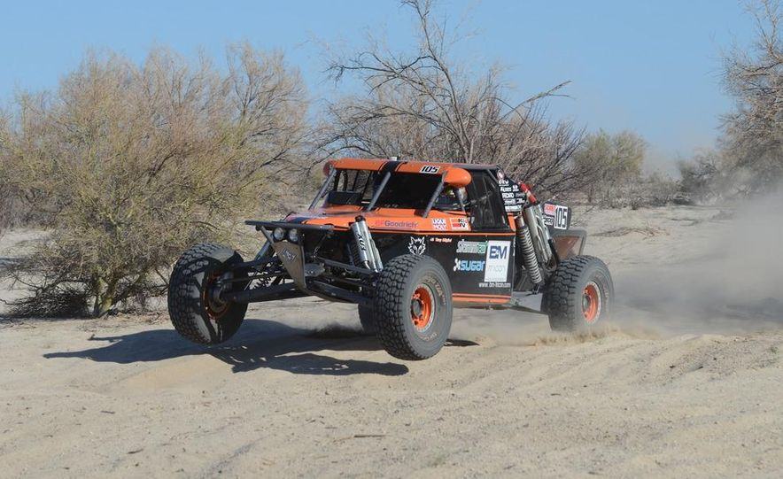 Baja Blitzkrieg: Taking the Reins of a BMW X6 Trophy Truck in Mexico - Slide 36