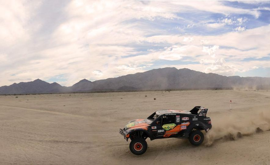 Baja Blitzkrieg: Taking the Reins of a BMW X6 Trophy Truck in Mexico - Slide 55