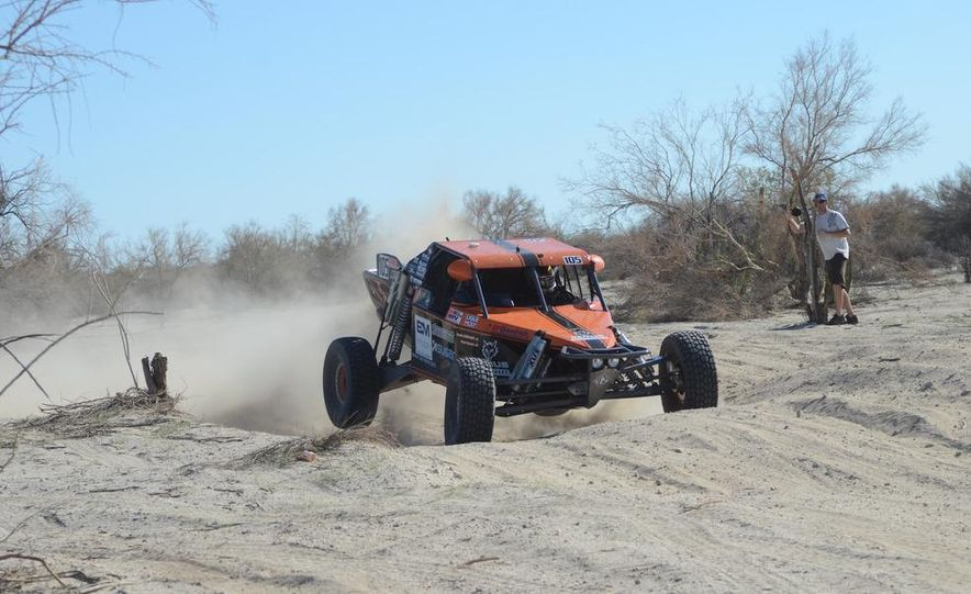 Baja Blitzkrieg: Taking the Reins of a BMW X6 Trophy Truck in Mexico - Slide 31