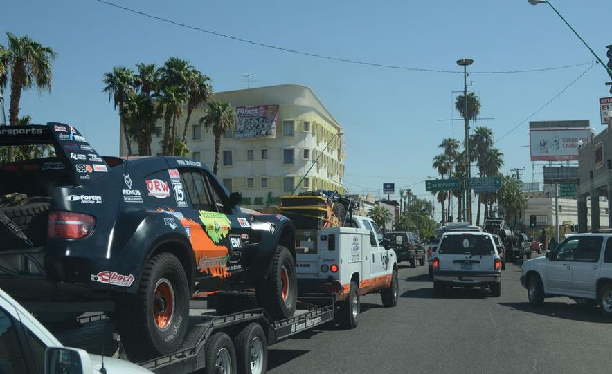 Baja Blitzkrieg: Taking the Reins of a BMW X6 Trophy Truck in Mexico - Slide 9