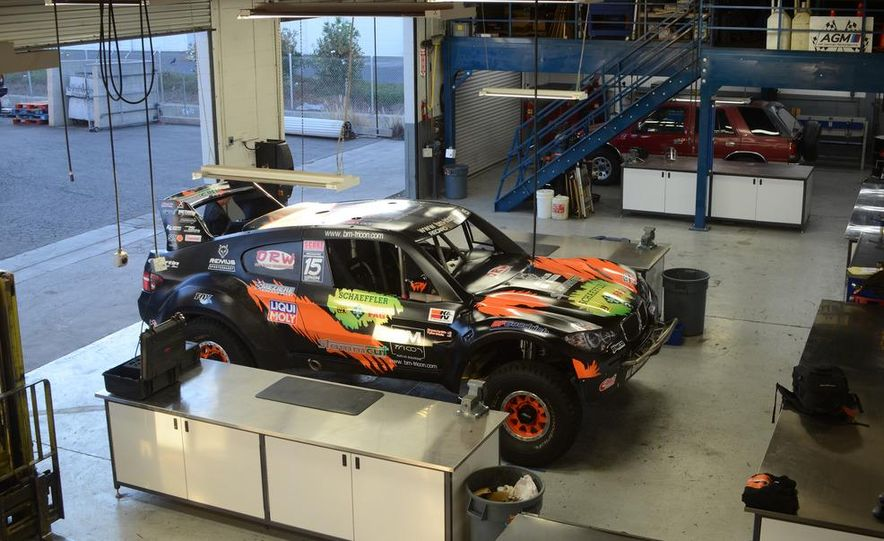 Baja Blitzkrieg: Taking the Reins of a BMW X6 Trophy Truck in Mexico - Slide 5