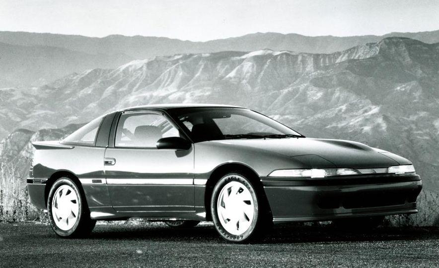 1990 Mitsubishi Eclipse - Slide 2