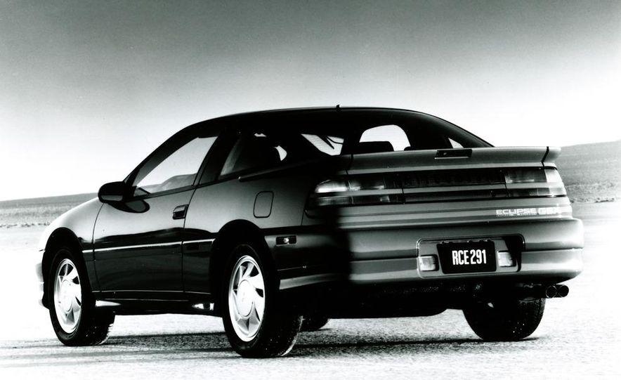 1990 Mitsubishi Eclipse - Slide 3